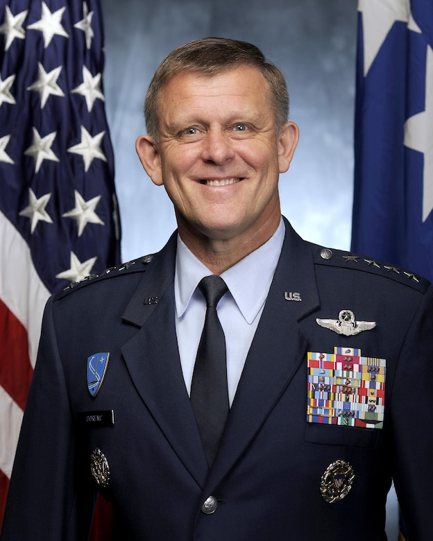 Gen. Frank Gorenc, the U.S. Air Forces in Europe commander (U.S. Air Force photo)