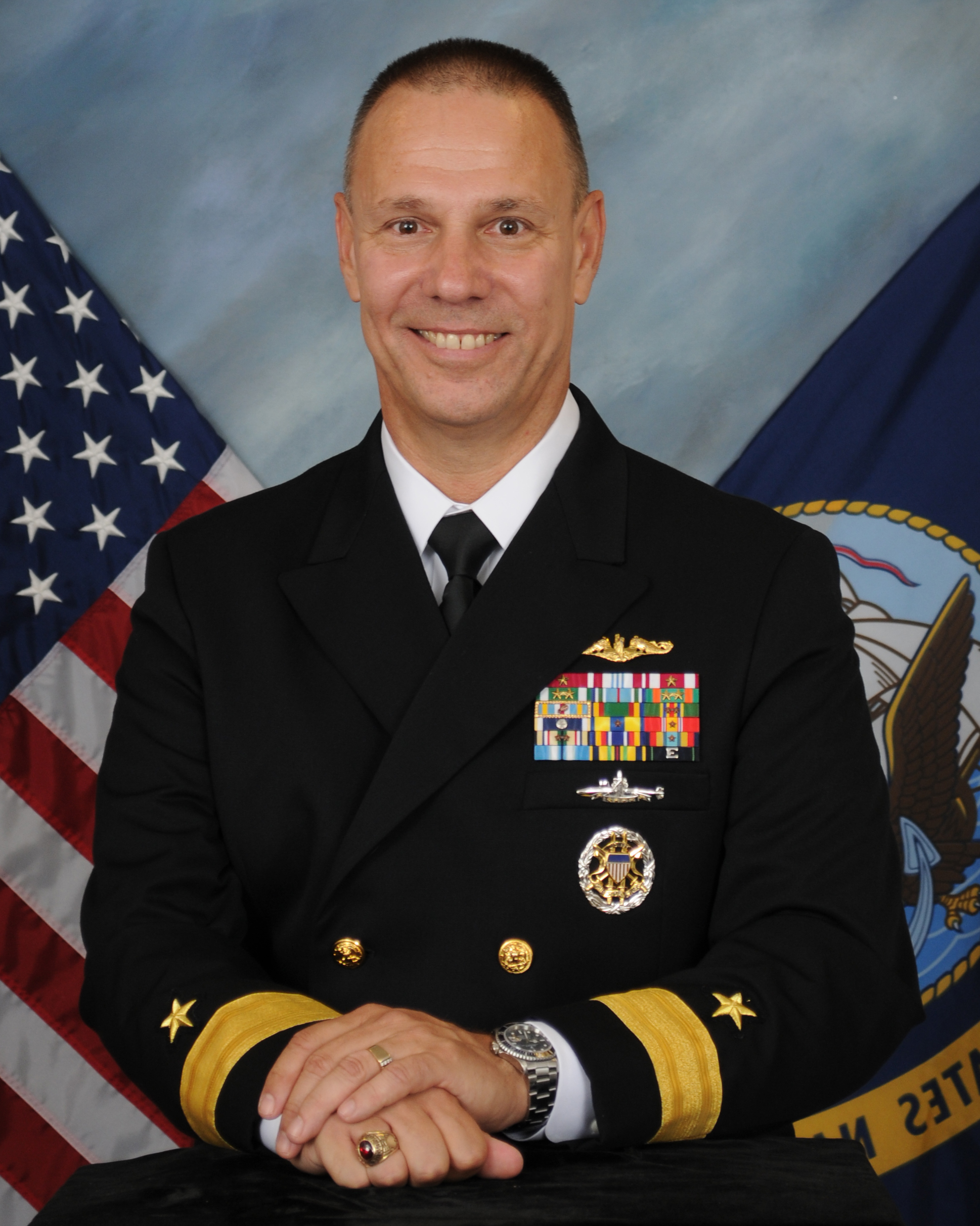 Rear Adm Moises Deltoro Iii Gt Naval Sea Systems Command