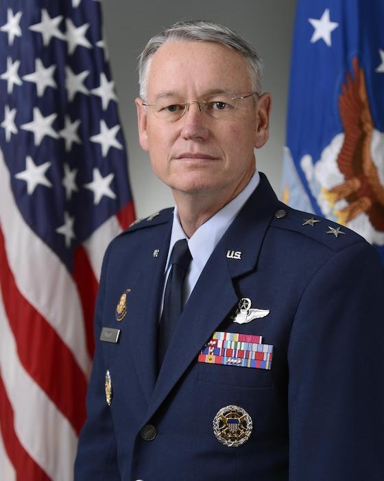 Official Air Force Image: MGen John Newell Bio Photo