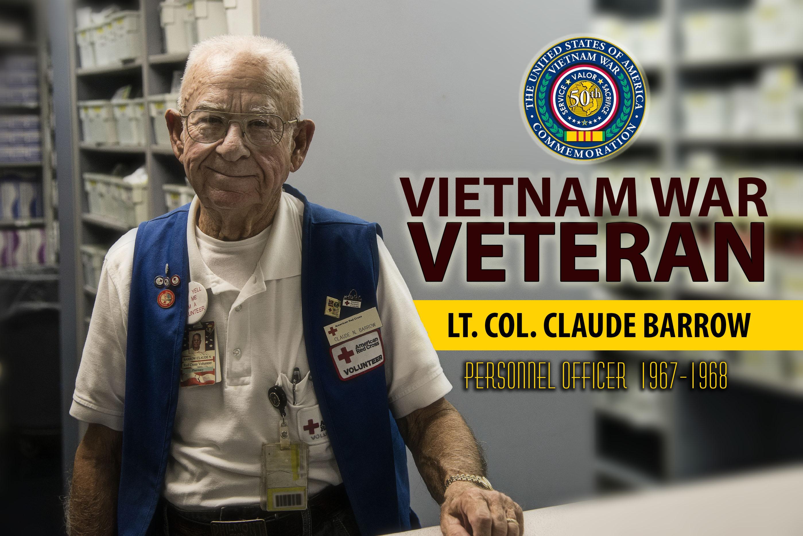 Veteran continues to serve through extensive volunteerism > Scott