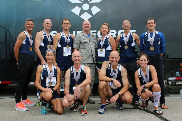 WRIGHT-PATTERSON AIR FORCE BASE - Ohio
