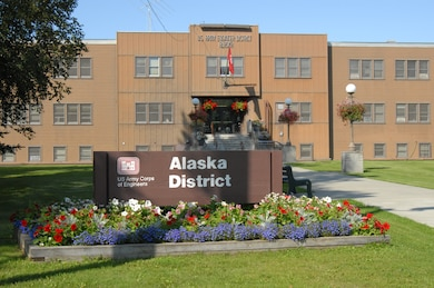 Alaska District Headquarters Building