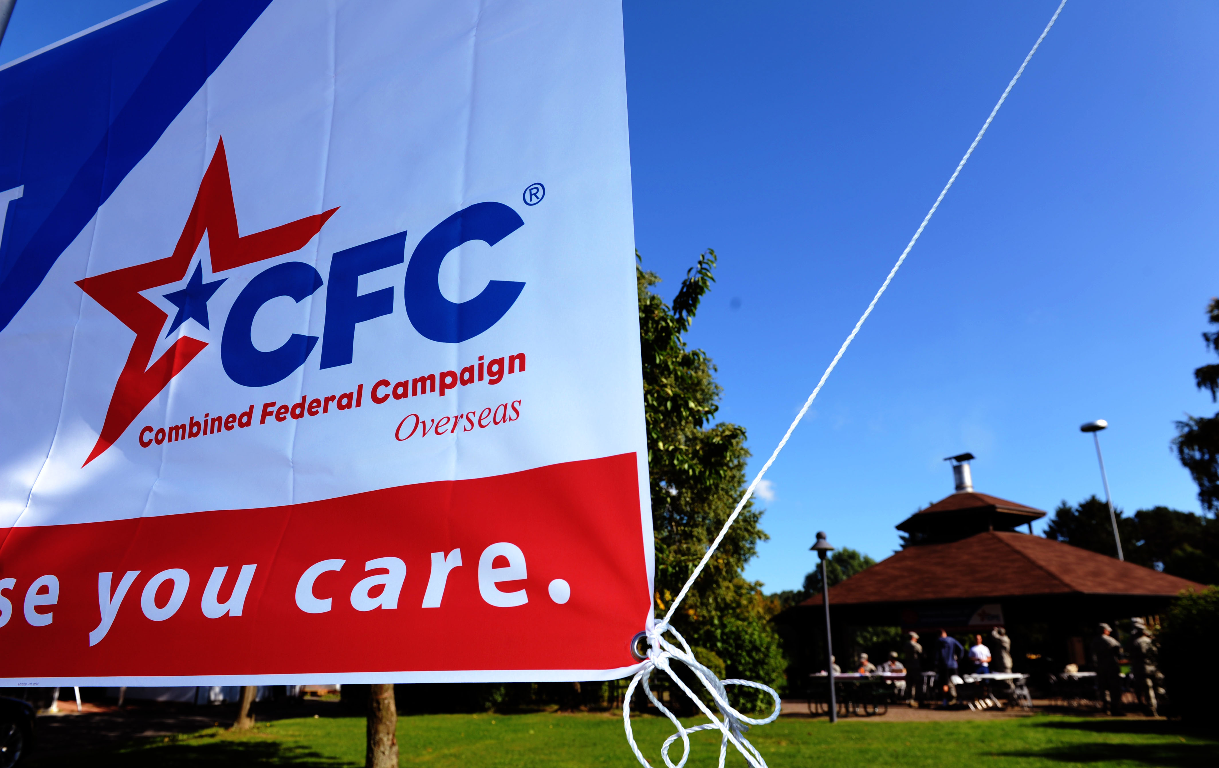 Spangdahlem launches CFC with picnic