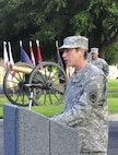 Brig. Gen. Christie L. Nixon, MIRC Commanding General, presided over the 505th MI Brigade activation ceremony in the historic Quadrangle on Fort Sam Houston on 18 Sep.  The ceremony formally recognized the activation of the Army Reserve's multi-component intelligence brigade, regionally aligned to support active duty missions.