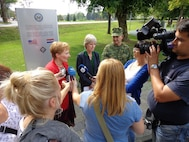Soldiers evaluate EUCOM humanitarian assistance projects in Croatia