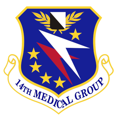 14th Medical Group Patch