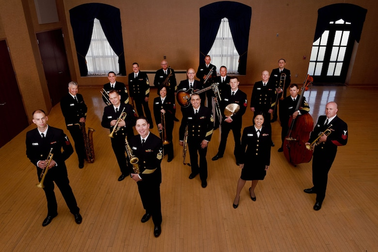 The U.S. Navy Band Commodores will honor veterans from all eras of American history during a special tribute concert on Nov. 10, 2015 at the National Museum of the U.S. Air Force. (Courtesy photo)