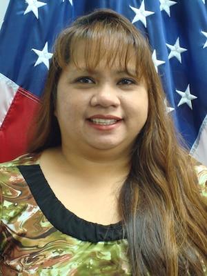 Macy Ooka has been selected as Defense Logistics Agency Distribution Guam, Marianas', new director.