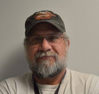 Charles G. Daniel, support services specialist, Defense Logistics Agency Distribution Red River, Texas, has been awarded the Global Distribution Excellence: Vehicle/MHE Senior Civilian Manager of the Year award for his outstanding performance maintaining material handling equipment.