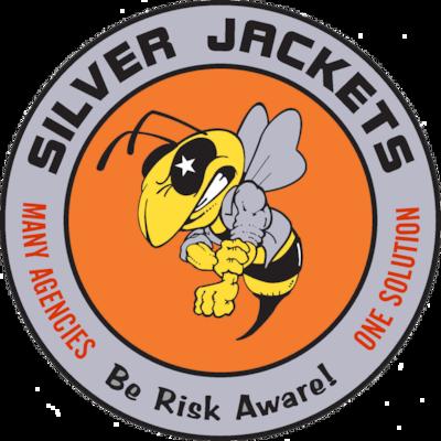 Silver Jackets logo