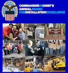 Defense Distribution Center, Susquehanna was selected as one of five military bases to be awarded the Commander in Chief's Annual Award for Installation Excellence, the highest award for excellence among installations.