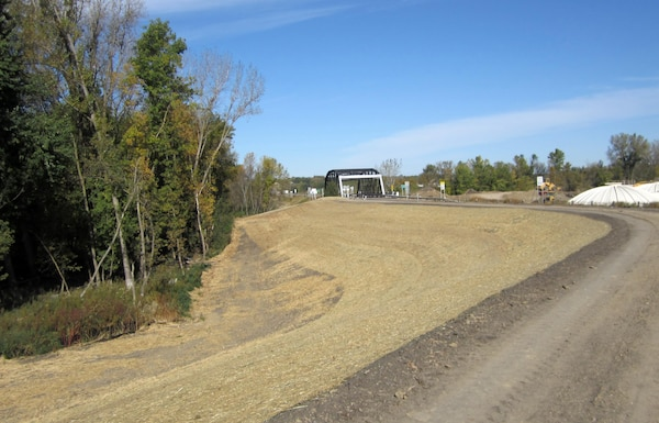 In Fiscal Year 2008, Federal funding was provided to begin construction of the Montevideo, Minn., flood risk management project. The project cooperation agreement was executed in August 2007 and the Stage 1 construction contract was awarded in September 2008. The Stage 2 construction contract was awarded in September 2010. To complete the project, a third stage of construction will be needed at full expense to the non-Federal sponsor, the city of Montevideo. Stage 3 will be split into two contracts. The total Federal project costs are limited to $7 million and have been expended.