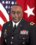 DLA Distribution Commanding General Army Brig. Gen. Richard B. Dix.