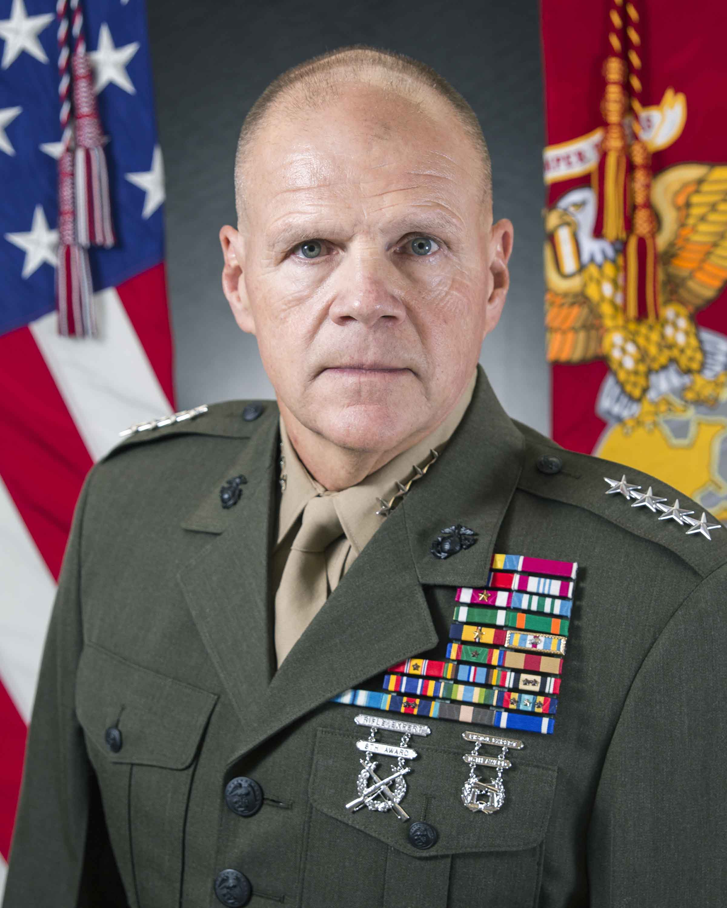 Biographies: General Robert B. Neller > U.S. DEPARTMENT OF DEFENSE