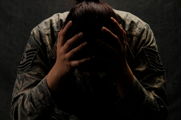 September is National Suicide Prevention Awareness Month. (U.S. Air Force photo by Senior Airman Frank Casciotta)