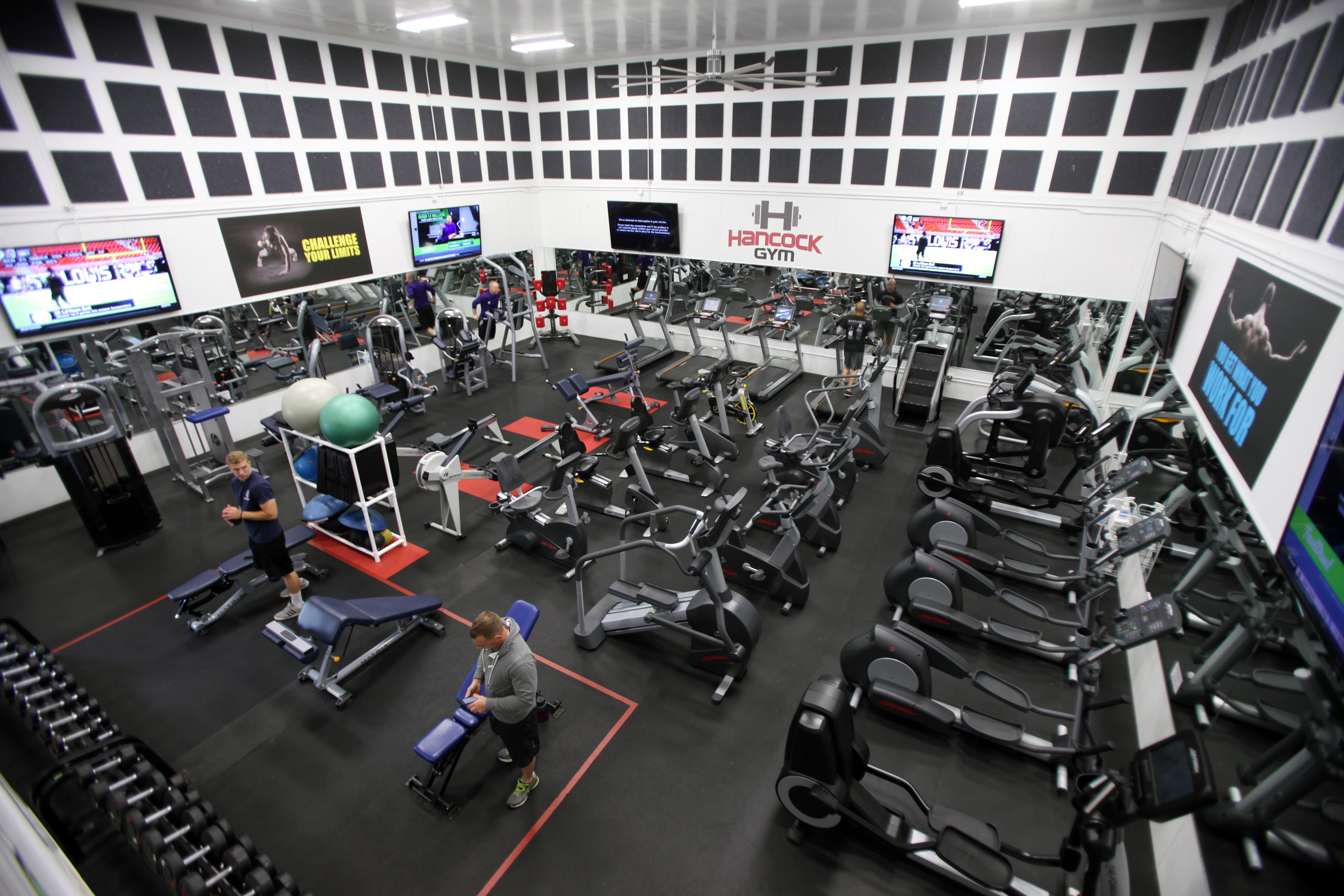 devil dog gym