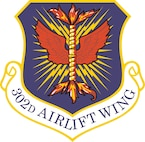 302nd Airlift Wing shield