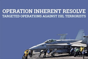Counter-ISIL Strikes Target Terrorists in Iraq, Syria, Oct. 25, 2016