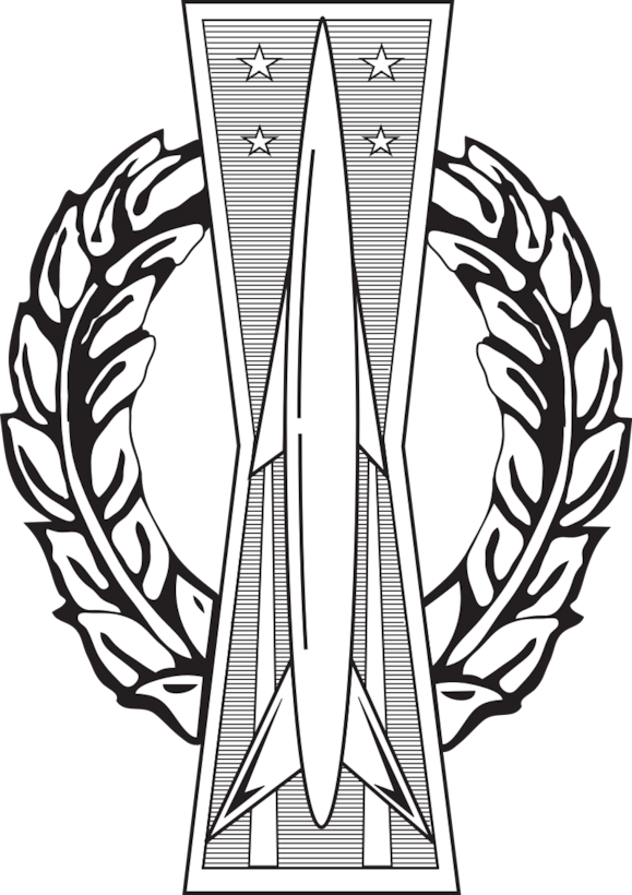 Missile Badge
