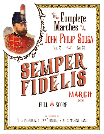 The Marine Band released The Complete Marches of John Philip Sousa Vol. 2 on April 11, 2016.