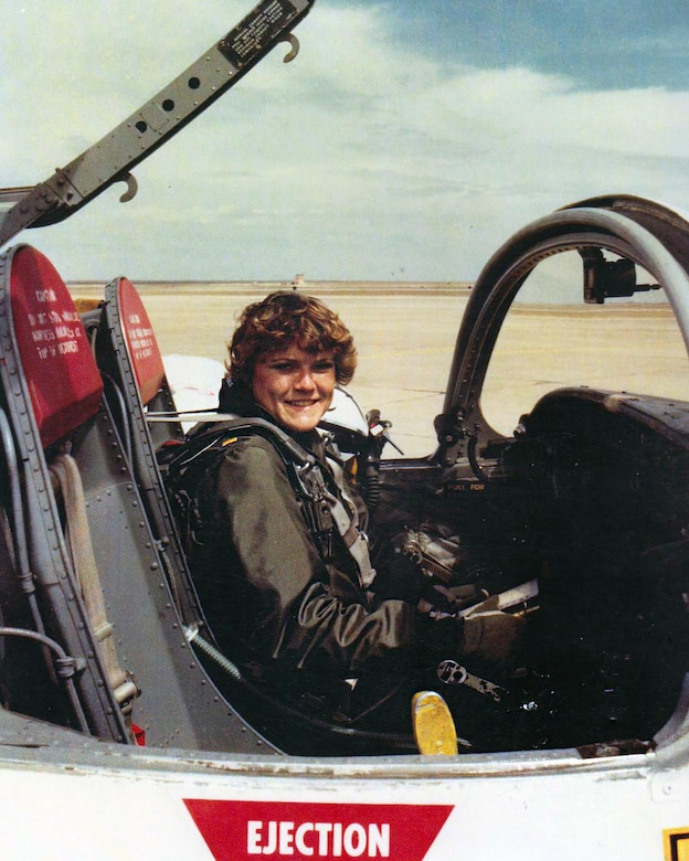 "In her book, ""Iraq and Back: Inside the War to Win Peace,"" retired Air Force Col. Kimberly Olson, recounts her time in the Middle-East rebuilding Iraq. Olson's book contains stories of service and how she became the first female pilot at Laughlin Air Force Base, Texas. (Courtesy Photo)"
