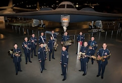 The USAF Band of Flight's new group photo.