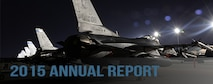 2015 148th Fighter Wing Annual Report
