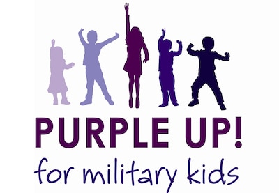 Purple Up! logo. Courtesy illustration