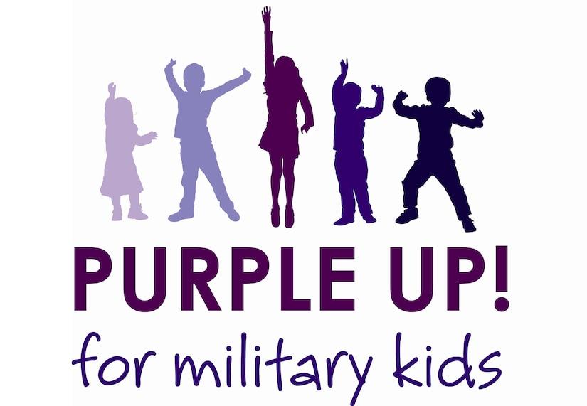Purple Up! logo. Courtesy illustration