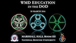 WMD Education Conference