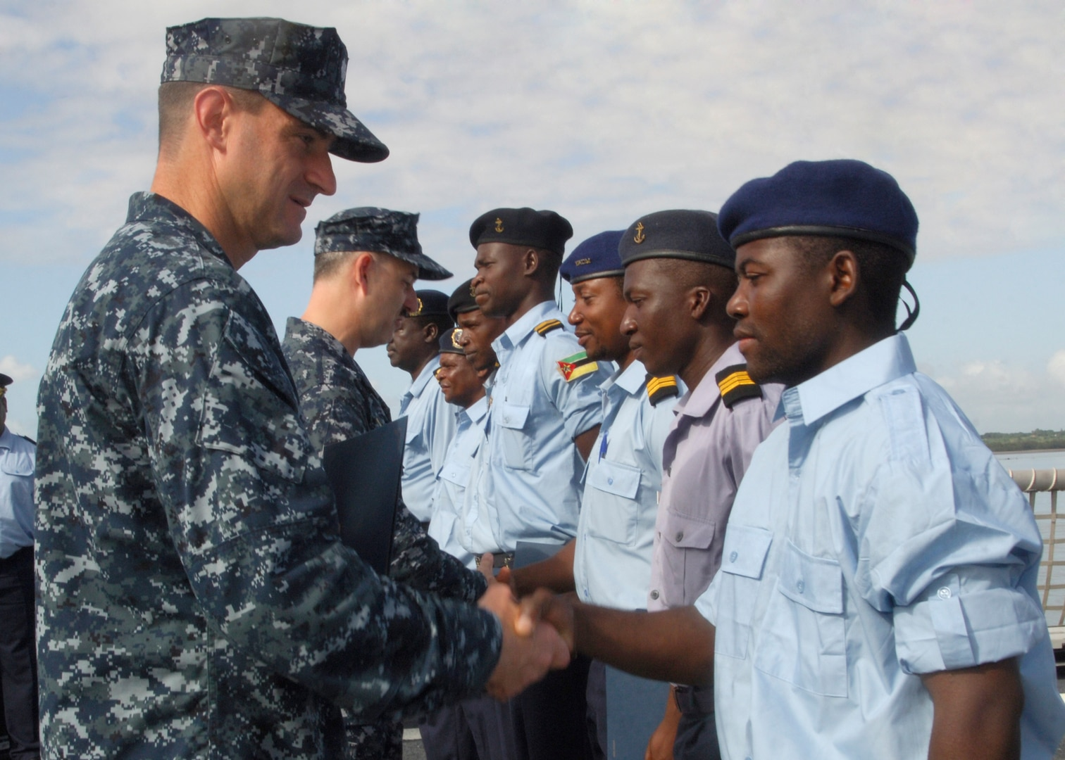 MAPUTO, Mozambique (Feb. 10, 2010)