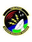 """The meaning of the 30th Range Management Squadron Emblem  The motto """"Publicitus"""" is Latin, meaning """"In the public service,"""" or civil service.  Three elements make up the 30th Range Management Squadron (30 RMS) emblem. They are:  1.The Range.  The Western Range is represented by an instrumentation dish with associated electromagnetic energy and waves.  The Air Force yellow represents """"the sun"""" and the excellence required of Air Force personnel. 2.Sphere of Range Operations.  The WR sphere of operation is represented by three bands of color, the green representing land, ultramarine/reflex blue representing both ocean and sky, with the sky being the primary theater of Air Force operations, and black representing space. 3.Guiding Principles.  The guiding principles for the 30th RMS are communicated by three stars, representing Integrity, Service before self, and Excellence in all we do. (Courtesy graphic)"""