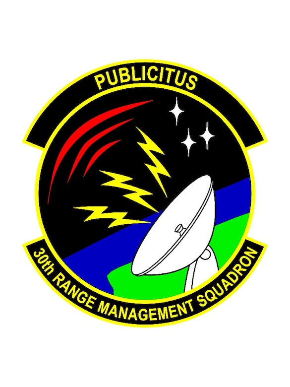 The meaning of the 30th Range Management Squadron Emblem
