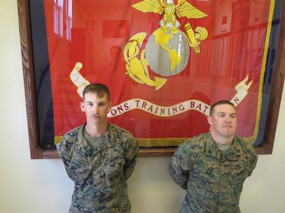 Coach of the week is LCpl, Smith, Logan E. from 1/6 and High Shooter is Sgt Area, Steven J.  from MAG 29. His  score was 341.