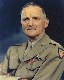 Photograph of General Carl A. Spaatz.