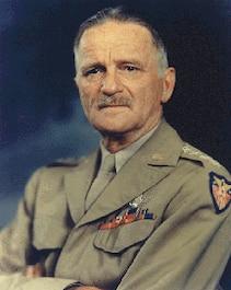 Photograph of General Carl A. Spaatz.