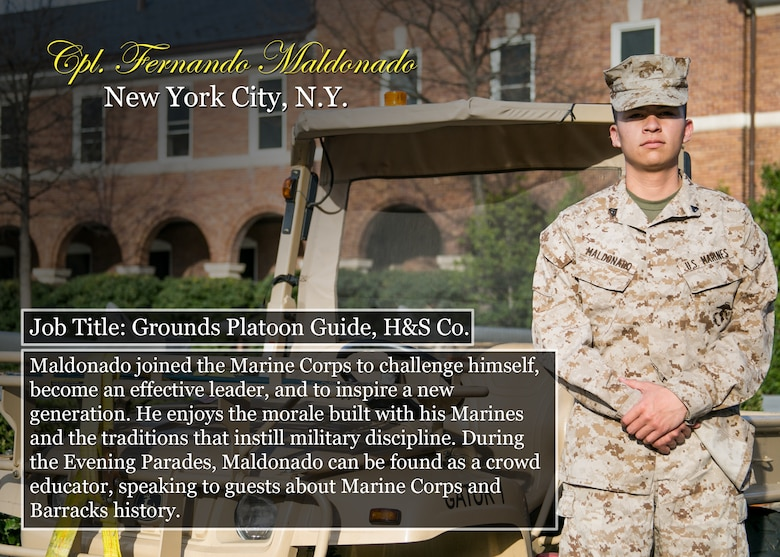 Cpl. Fernando Maldonado