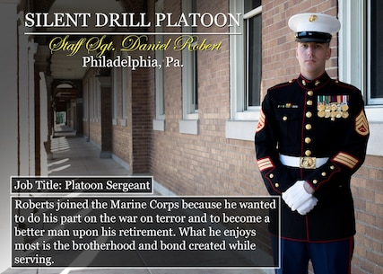 Staff Sgt. Daniel Robert