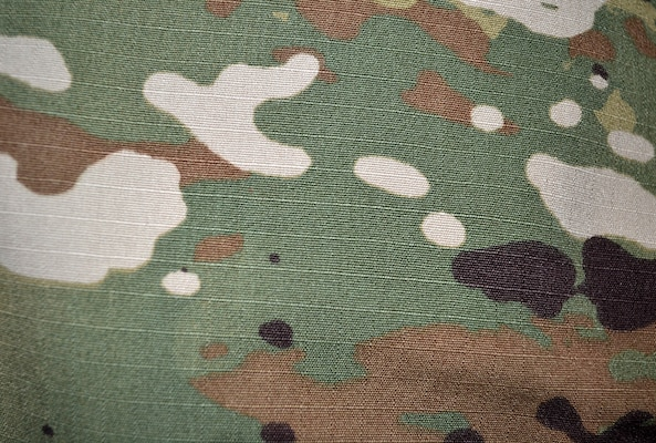DLA works with industry to obtain fabrics that meet various requirements for uniforms and other items.