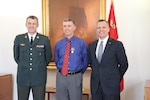 Texas Guardsman foils terror plot in Denmark; awarded high Danish Defense Medal