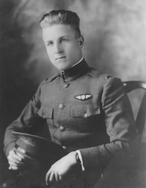 Picture of Lt. Frank Luke, Jr., Medal of Honor recipient, WWI