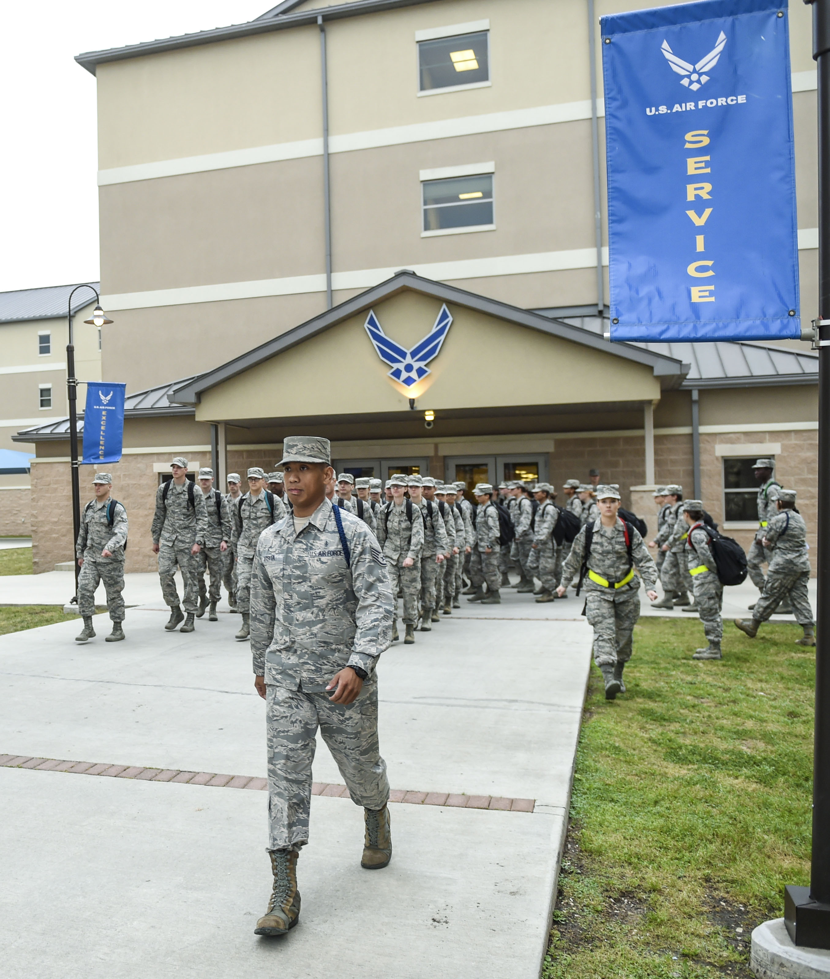 59th Medical Wing seeks hero's name for tech school dorm > 59th