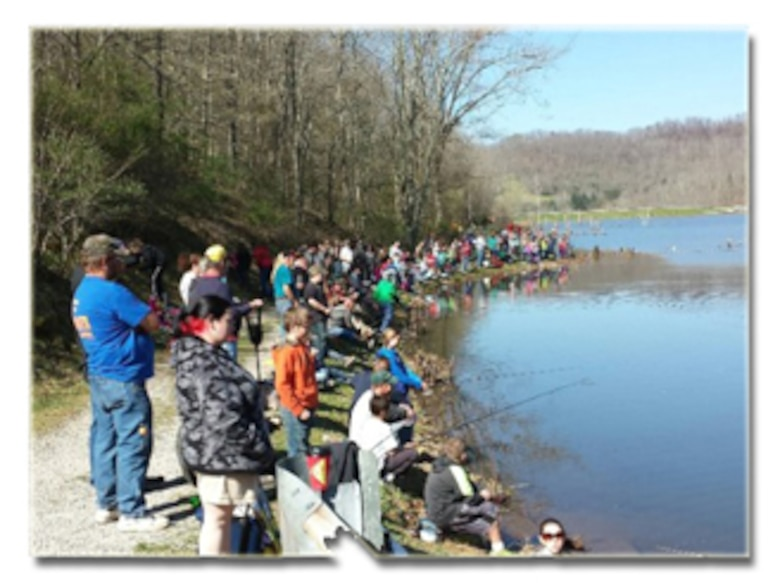 wallback lake fishing derby