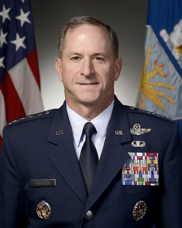 Gen. David L. Goldfein (U.S. Air Force photo)