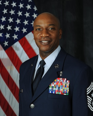Chief Master Sgt. Kaleth O. Wright