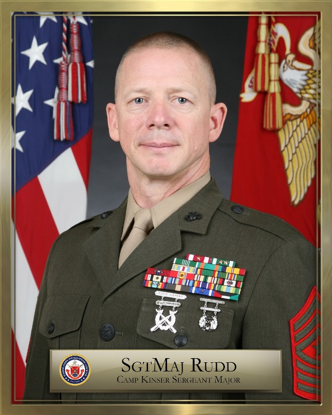 sergeant major rudd  u0026gt  marine corps base camp butler  u0026gt  leaders