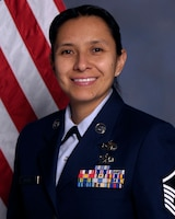 Master Sgt. Miramanee Perez, 250th Intelligence Squadron, won the 2015 Outstanding Air Reserve Component Intelligence, Surveillance and Reconnaissance Senior Non- commissioned Officer of the Year