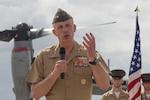 Marine Corps Lt. Gen. Thomas D. Waldhauser