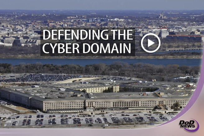 "The Defense Department invited hackers to test the department's cybersecurity under the ""Hack the Pentagon"" program. The initiative is the first cyber bug-bounty program in the history of the federal government."