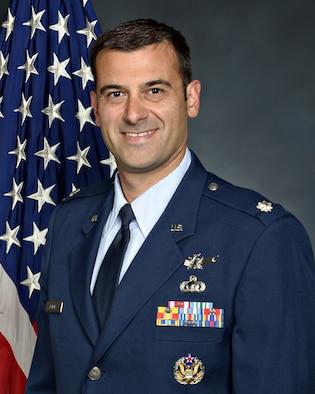 Lt. Col. Christopher Kadala (U.S. Air Force photo)